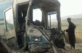 در بزرگراه قندهار-هرات؛ ۶ کشته و ۱۵ زخمی در یک رویداد ترافیکی