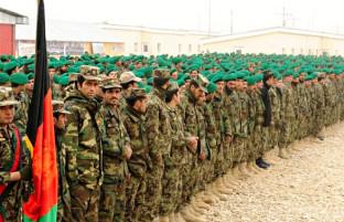 کمک نقدی، مدال و تقدیرنامه؛ ارجگذاری حکومت افغانستان به نیروهای امنیتی و دفاعی
