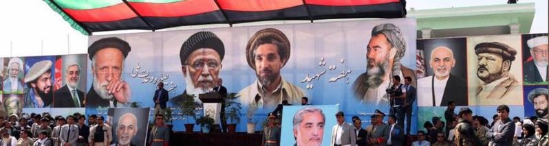در بلخ؛ گرامیداشت از هفته شهید و انتقادهای گسترده از رهبری حکومت وحدت ملی