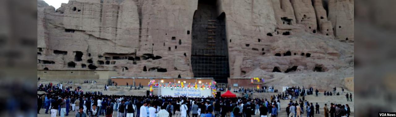 در کنار بودا؛ شمارش معکوس برای آغاز نهمین جشنواره راه ابریشم در بامیان