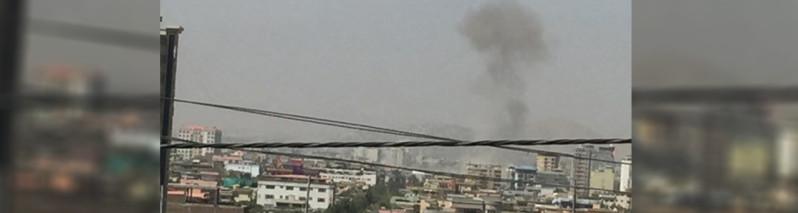 ۳ زخمی؛ حمله انتحاری بر کاروان نیروهای خارجی در کابل