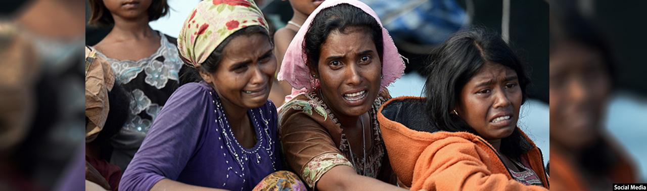 سریال قتل عام مسلمانان در میانمار؛ از واکنش تند افغانستان تا آوارگی ۹۰ هزار مسلمان برمایی