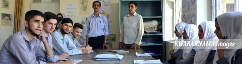 آموزش در سکوت؛ دانش آموزان ناشنوا و اشتیاق به دانایی در شرایط دشوار افغانستان