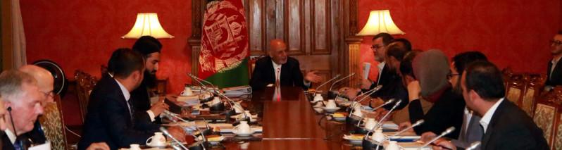 از سوی کمیسیون تدارکات ملی؛ اعطای پروژههای بازسازی به ارزش بیش از ۲ میلیارد افغانی