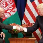 گفتمان تمویل مالی جنگ واشنگتن؛ توافق ترامپ-غنی و چشمانداز حضور آمریکا در سایه چشم داشت به معادن افغانستان