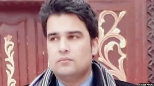 حامد عزیزی، سخنگوی حزب اسلامی به رهبری گلبدین حکمتیار