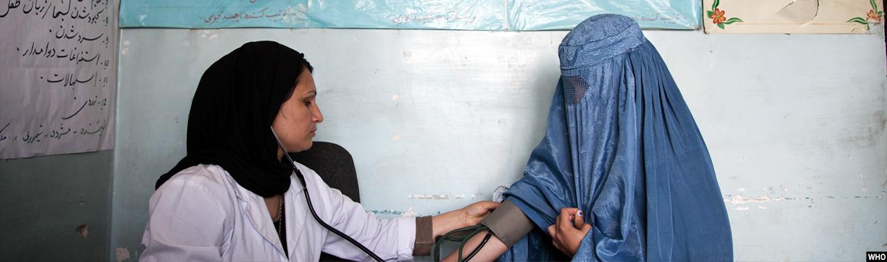 در سال جاری میلادی؛ مسدود شدن ۱۶۴ مرکز درمانی در افغانستان به دلیل افزایش ناامنی