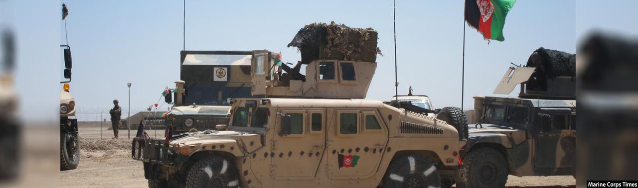 تازهترین تجهیزات ارتش؛ بلکهاک و هاموی و آینده حفظ تکنولوژی جنگی آمریکا در افغانستان