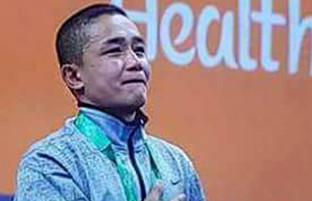 مسابقات ورزشی ترکمنستان؛ ۱۲ نکتهی خواندنی در باره حسین بخش صفری اولین ورزشکار طلایی کاروان ورزشی افغانستان