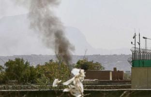 پس از ۶ ساعت درگیری؛ پایان حمله طالبان به فرودگاه کابل با ۵ کشته و زخمی و شلیک بیش از ۲۰ راکت