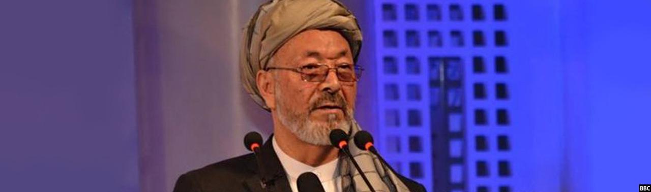 خلیلی خواستار اعلان «جهاد صلح» از سوی روحانیون افغان شد