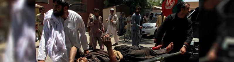 در ولایت خوست؛ انفجار ماین ۴ کشته و ۱۴ زخمی برجای گذاشت