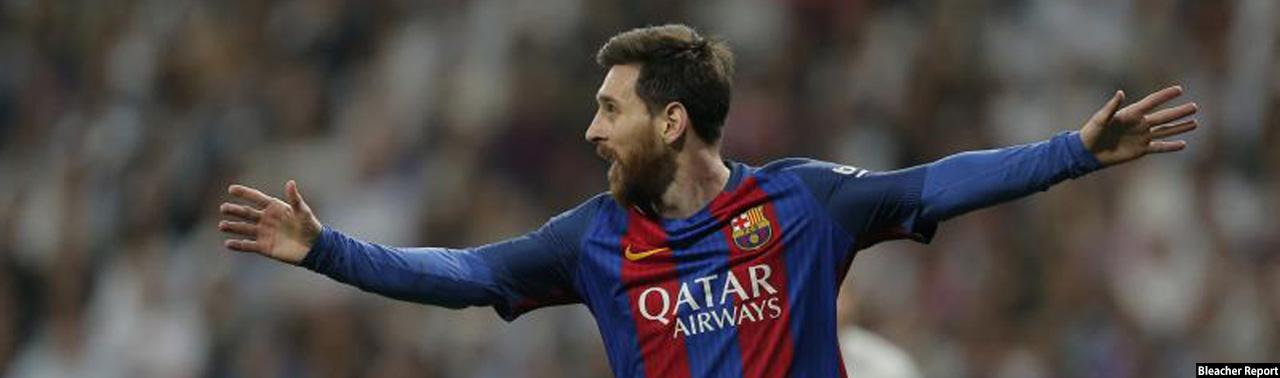 در سه هفتهی نخست لالیگا؛ بارسلونا در صدر و مسی در انتظار کفش پنجم طلا