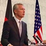 متیس و استولتنبرک در کنار اشرف غنی؛ تقویت نیروهای افغان، هشدار به طالبان و فشار بر پاکستان