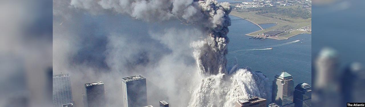 ۱۶ سال قبل؛ روایت تصویری از حملات تروریستی القاعده به مرکز تجارت جهانی در سال ۲۰۰۱