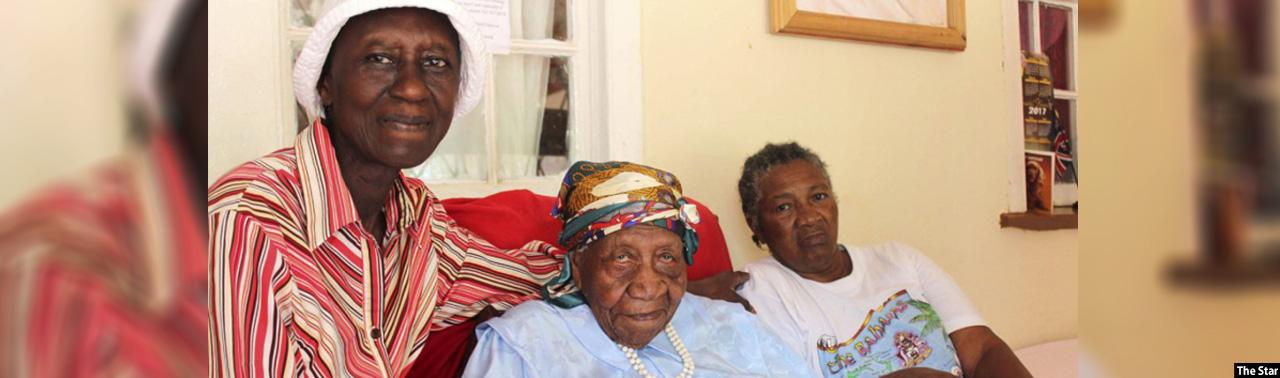 در جامائیکا؛ پیرترین انسان جهان در عمر۱۱۷ سالگی فوت کرد