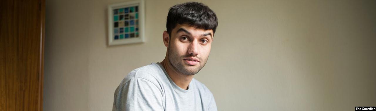 تصمیم شجاعانه لندن؛ پناه جوی اخراجی افغان به بریتانیا بازگشت
