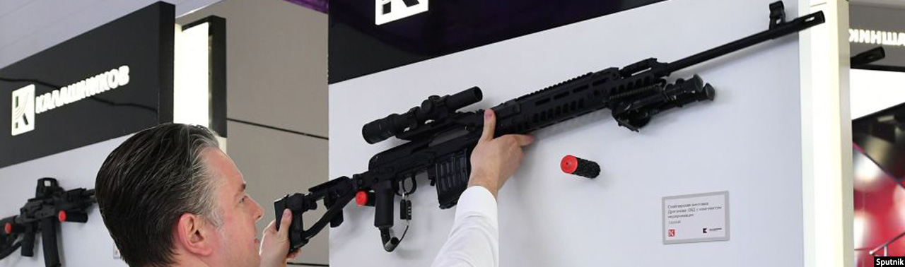 در سال ۲۰۱۸؛ تولید نمونههای تازه و پیشرفتهتری از سلاح کلاشینکوف