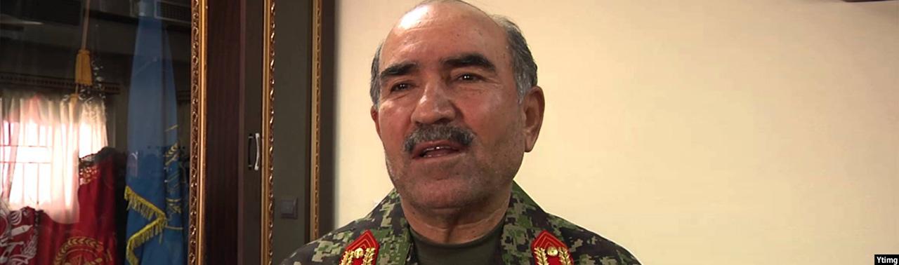 جنرال شریف یفتلی، رییس ستاد مشترک ارتش افغانستان