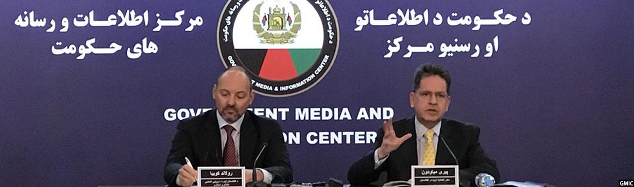 تامین صلح؛ مهمترین ماموریت کاری نماینده ویژه اتحادیه اروپا برای افغانستان