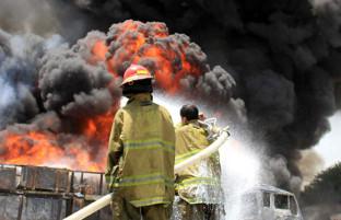 آتشنشانی در افغانستان؛ ۲ هزار نیروی آتش نشانی برای ۳۰ میلیون جمعیت