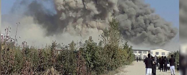 پس از ۴ ساعت درگیری؛ حمله گروهی طالبان بر فرماندهی پولیس پکتیا پایان یافت