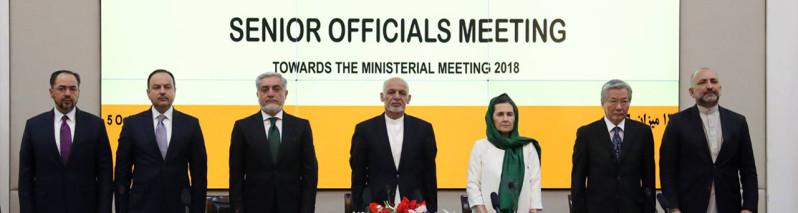 نشست سام؛ رد گفتگوهای صلح از سوی طالبان و درخواست غنی برای همکاری اسلام آباد