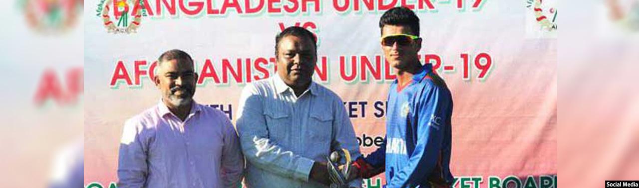 خبرسازی ورزشی؛ تیم ۱۹ سال کرکت افغانستان بر بنگله دیش پیروز شد