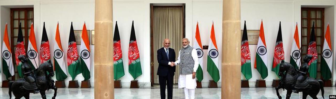 غنی در دهلی جدید؛ اجرای استراتژی جدید واشنگتن یا تعمیق روابط افغانستان- هند؟