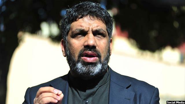همایون همایون، معاون نخست مجلس نمایندگان افغانستان