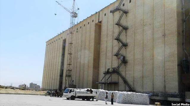 herat-silo