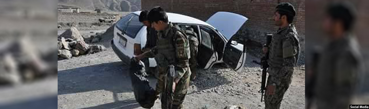 انهدام گروه تروریستی در شهرستان سروبی کابل