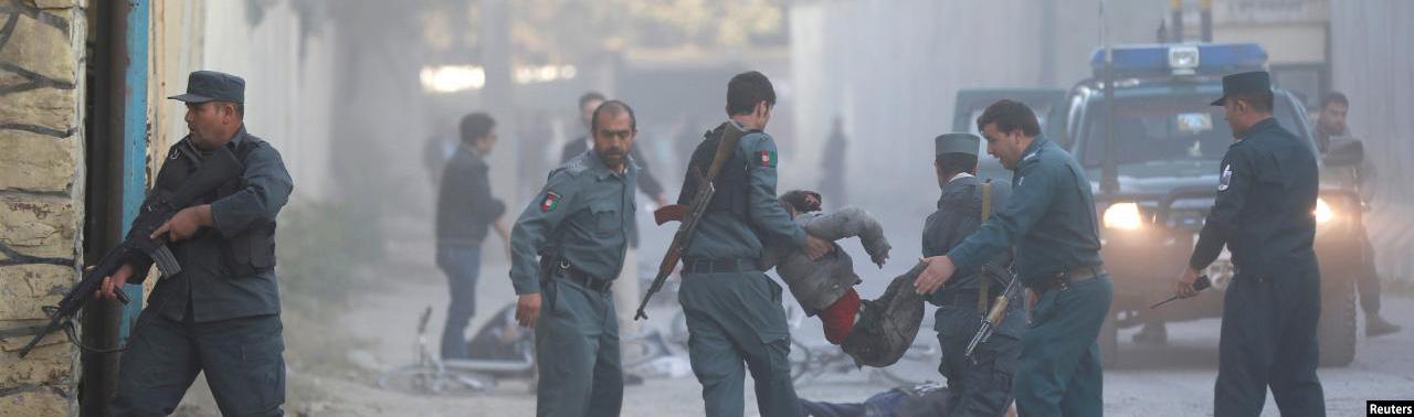 گروه داعش مسوولیت حمله انتحاری در منطقه دیپلماتیک کابل را برعهده گرفت