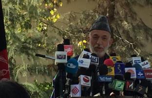 حامد کرزی رییسجمهور پیشین افغانستان خواهان برگزاری لویه جرگه عنعنوی شد
