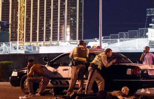 تیراندازی در آمریکا؛ کشته و زخمی شدن بیش از ۱۰۰ تن از تماشاچیان یک فستیوال موسیقی