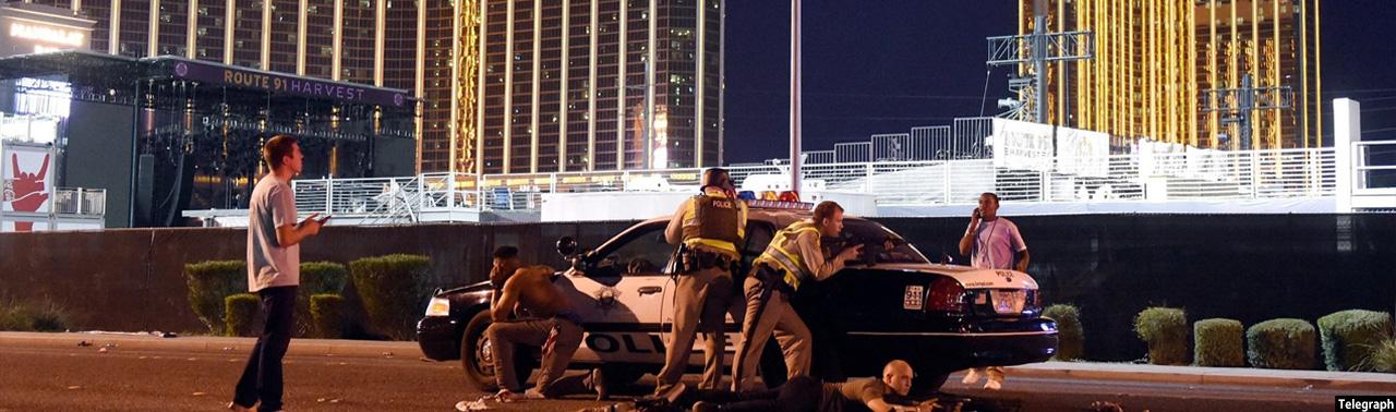 تازهترین گزارشها؛ دست کم ۵۰ کشته و ۴۰۰ زخمی در حمله به فستیوال موسیقی در آمریکا