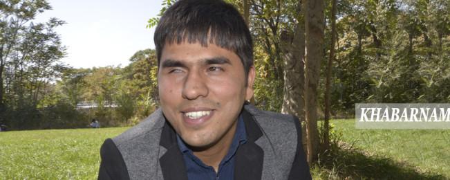 مسعود شریفی؛ قربانی حمله انتحاری که اول نمره کانکور نابینایان افغانستان شد