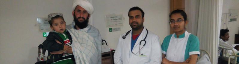 توریزم درمانی در هندوستان؛ ۲۰۰ هزار بیمار افغان و مصرف ۲۴۰ میلیون دالر در خارج از افغانستان