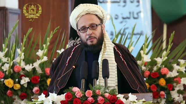 مولوی عبدالخبیر اوچقون، معاون شورای عالی صلح افغانستان