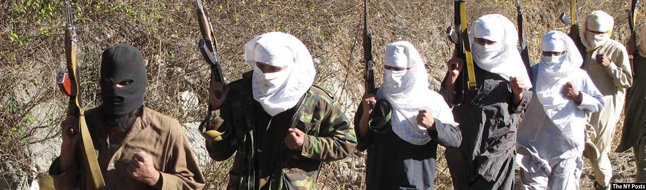 خط نخست جنگ با تروریزم؛ ۲۱ گروه تروریستی فعال در افغانستان و پاکستان کداماند؟