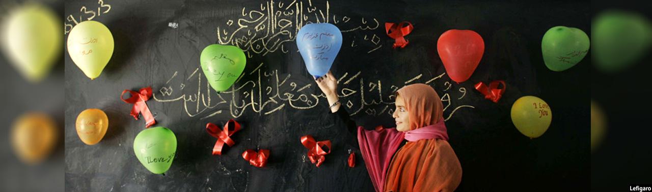 روز جهانی معلم؛ روایت تصویری از وضعیت معارف و آموزگاران افغانستان