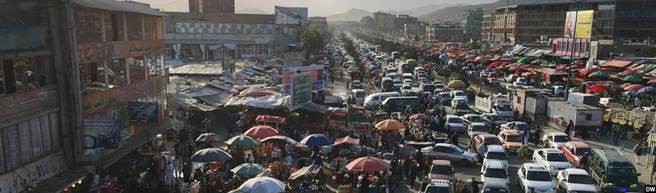 شهری بدون پارکینگ؛ سرگردانی رانندگان در پایتخت افغانستان
