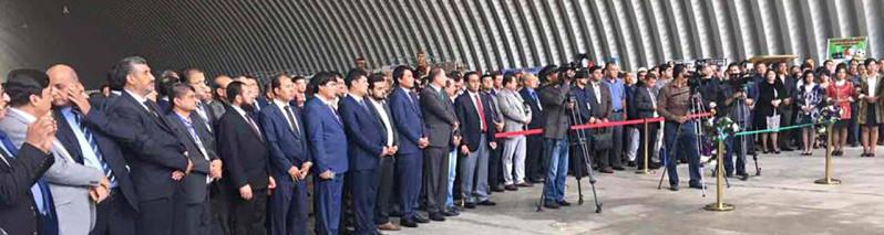 ایستگاه صادرات افغانستان در ترمز؛ تلاش دیگر کابل برای توسعه صادرات به آسیای میانه