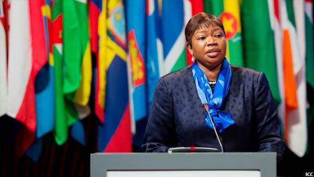 فاتو بنسودا، دادستان دادگاه بینالمللی کیفری