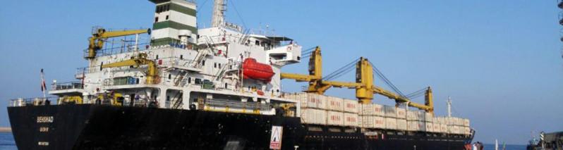 دومین محموله بازرگانی هند نیز به بندر چابهار ایران رسید