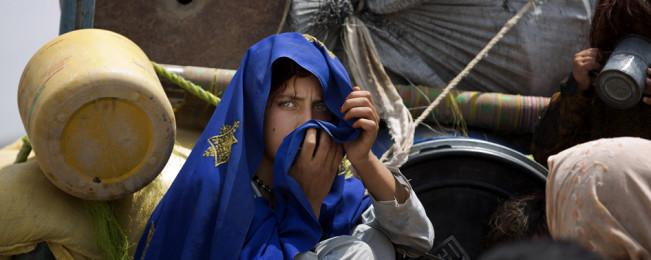 جنگ، سرما و خشکسالی؛ ۳۰۰ هزار بیجاشدهی داخلی زمستان سردی را پیشرو دارند!