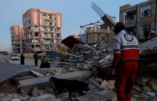 تازهترین آمارها؛ زلزله قدرتمند در ایران و عراق بیش از ۳۰۰ کشته برجای گذاشت
