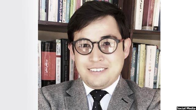 احسان قانع، پژوهشگر حقوق بینالملل
