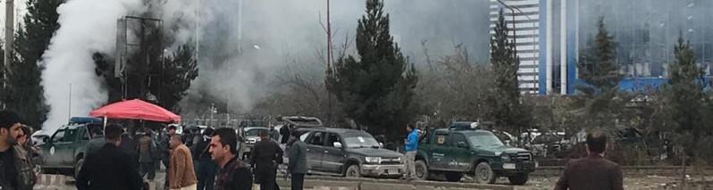 انفجار در منطقه خیرخانه شهر کابل