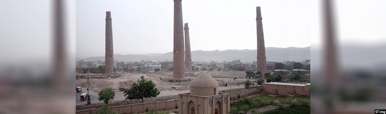 جلوههای درخشان یک تاریخ؛ منارههای هرات، یادگار هنر تیموریان و بیمهری مسوولان افغانستان